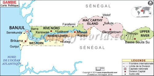 gambia-political