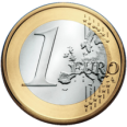 200px-1_euro_pile