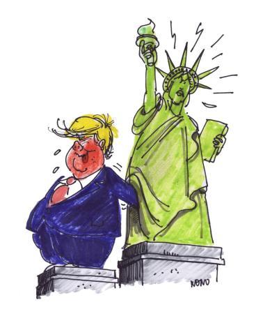 dessin-trump
