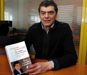 24 janvier 2014 Tours : Docteur Daniel BALLESTEROS, auteur du livre :
