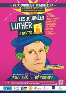 Réforme protestante, message pour aujourd'hui Luther-nantesaffichea3_journeesluther