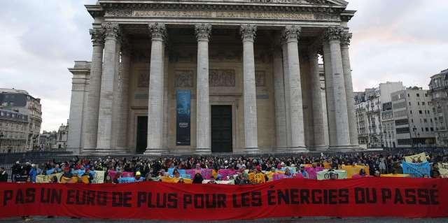 Sommet One Planet Summit La Finance Verte Ne Sauvera Pas Le Climat