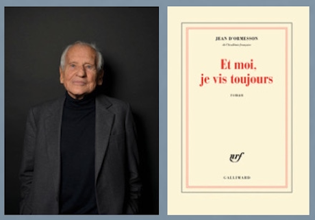 Jean D'Ormesson – Et moi, je vis toujours (2018) Jean-dormesson-gallimard