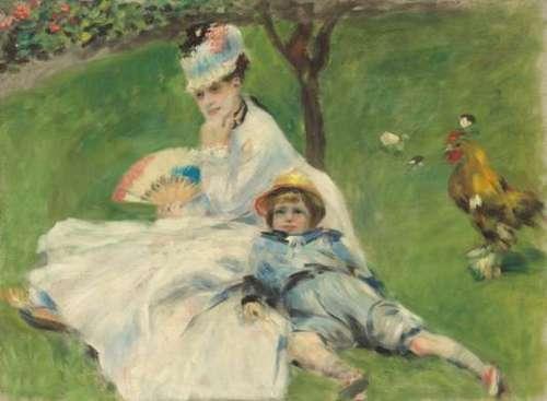 Claude Monet - Les trésors cachés : La collection particulière du peintre est réunie pour la ...