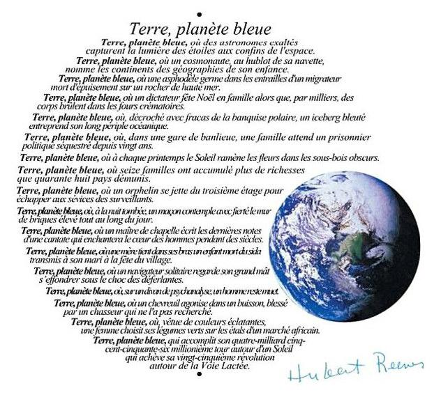 TERRE PLANETE BLEUE D HUBERT REEVES Sans-titre32