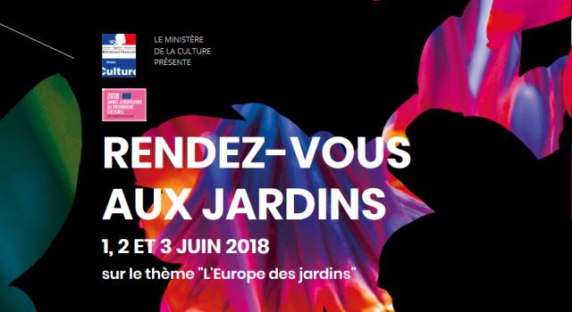 Rendez-vous aux jardins sur le thème de l'Europe des jardins Sans-titre