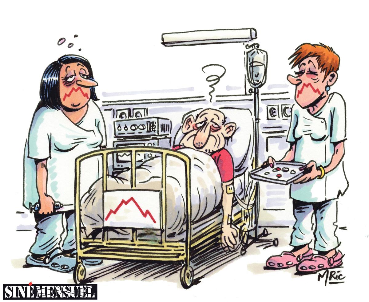 La Médecine Du Travail Inquiète Pour Les Hôpitaux Publics